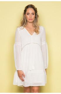 Dress CYCLADES Woman S19207W (42990) - DEELUXE-SHOP