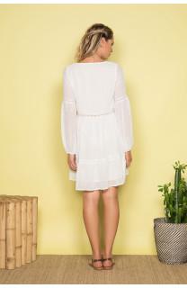 Dress CYCLADES Woman S19207W (42991) - DEELUXE-SHOP