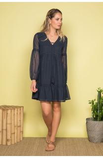 Dress CYCLADES Woman S19207W (42994) - DEELUXE-SHOP