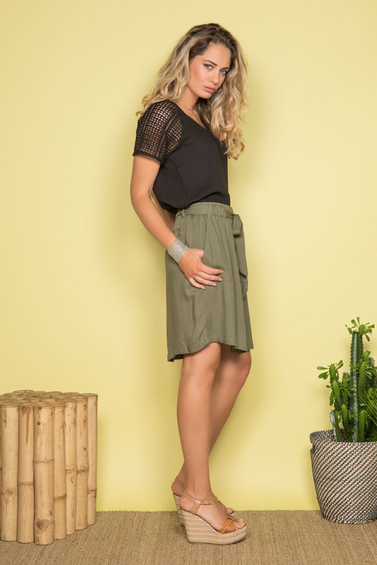 Blouse Blouse NAEL Woman S19426W (43010) - DEELUXE-SHOP