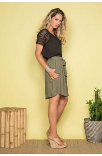 Blouse NAEL Woman S19426W (43006) - DEELUXE-SHOP