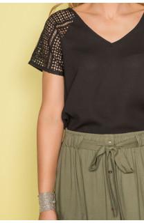 Blouse NAEL Woman S19426W (43009) - DEELUXE-SHOP