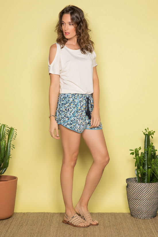 Short Short LOCACITA Woman S19702W (43028) - DEELUXE-SHOP