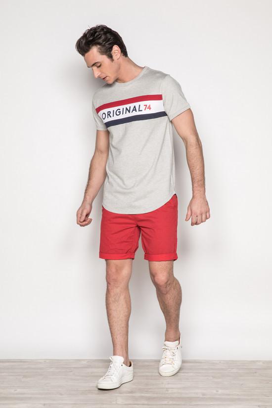 T-shirt T-shirt TEAM Man S19107 (43103) - DEELUXE-SHOP