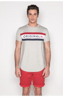 T-shirt TEAM Man S19107 (43105) - DEELUXE-SHOP