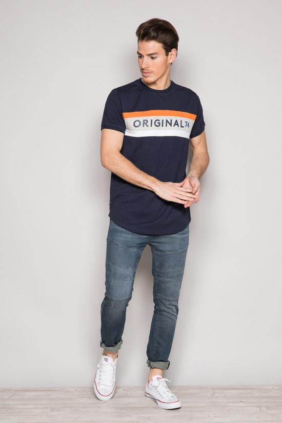 T-shirt TEAM Man S19107 (43103) - DEELUXE-SHOP