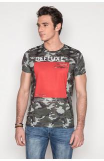 T-shirt LIBERTY Man S19167 (43143) - DEELUXE-SHOP