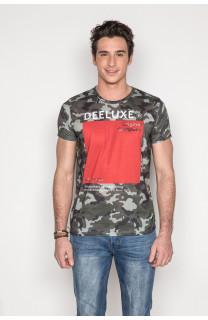 T-shirt LIBERTY Man S19167 (43145) - DEELUXE-SHOP