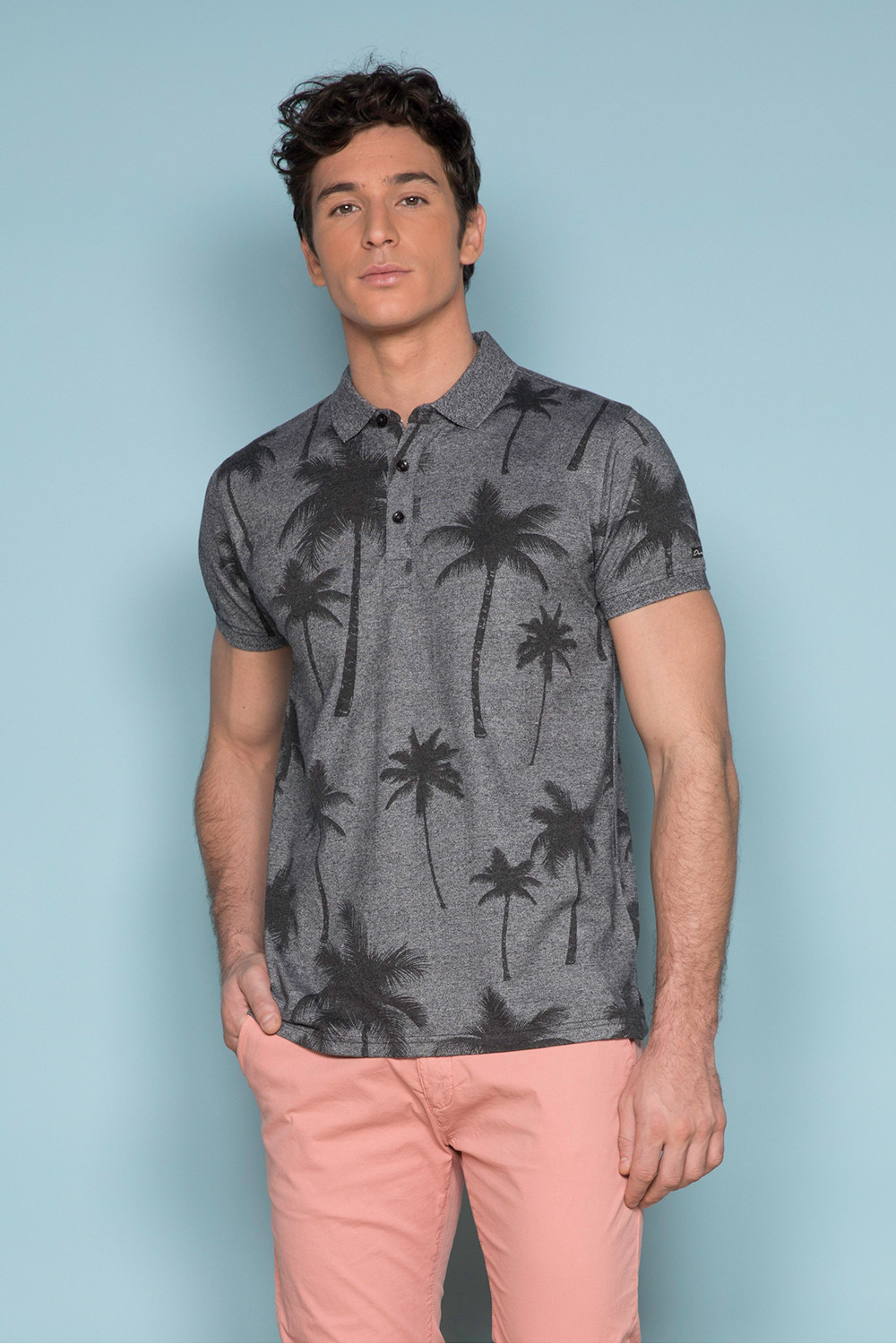 Polo DRIVER Homme Deeluxe