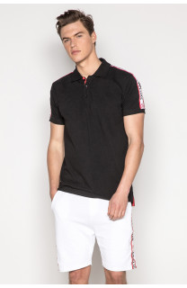 Polo shirt Polo shirt TUPAC Man S19217 (43184) - DEELUXE-SHOP