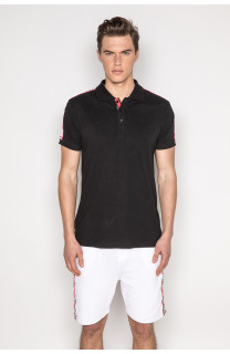 Polo shirt Polo shirt TUPAC Man S19217 (43186) - DEELUXE-SHOP