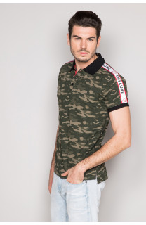 Polo shirt Polo shirt TUPAC Man S19217 (43189) - DEELUXE-SHOP