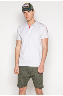 Polo shirt Polo shirt TUPAC Man S19217 (43194) - DEELUXE-SHOP