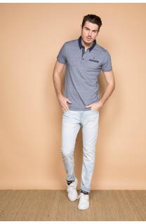 Polo shirt TUCSON Man S19218 (43205) - DEELUXE-SHOP