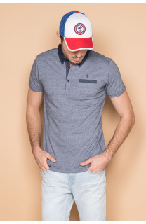 Polo shirt TUCSON Man S19218 (43206) - DEELUXE-SHOP