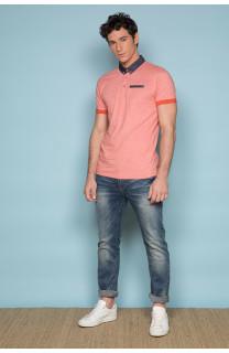 Polo shirt TUCSON Man S19218 (43210) - DEELUXE-SHOP