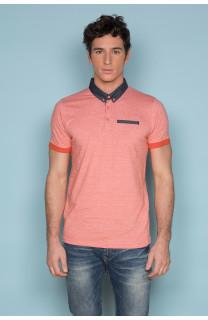 Polo shirt TUCSON Man S19218 (43211) - DEELUXE-SHOP