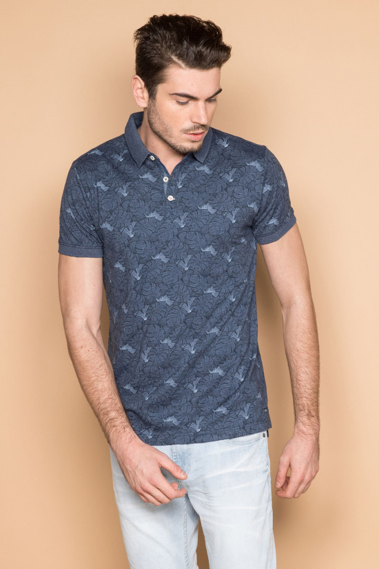 Polo shirt PAPINA Man S19227 (43257) - DEELUXE-SHOP