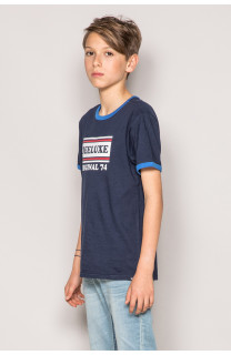 T-shirt T-shirt RECORD Boy S19110B (43287) - DEELUXE-SHOP