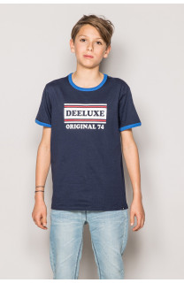 T-shirt T-shirt RECORD Boy S19110B (43289) - DEELUXE-SHOP