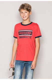 T-shirt T-shirt RECORD Boy S19110B (43292) - DEELUXE-SHOP