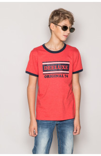 T-shirt T-shirt RECORD Boy S19110B (43294) - DEELUXE-SHOP