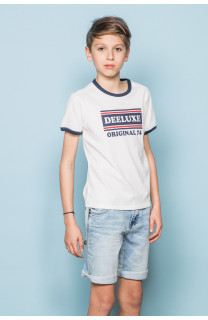T-shirt T-shirt RECORD Boy S19110B (43296) - DEELUXE-SHOP