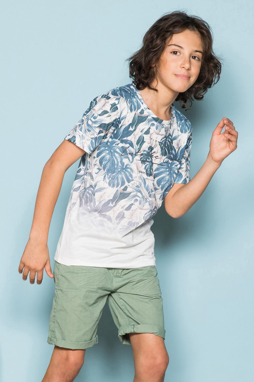 T-shirt IPANEMA Boy S19133B (43301) - DEELUXE-SHOP