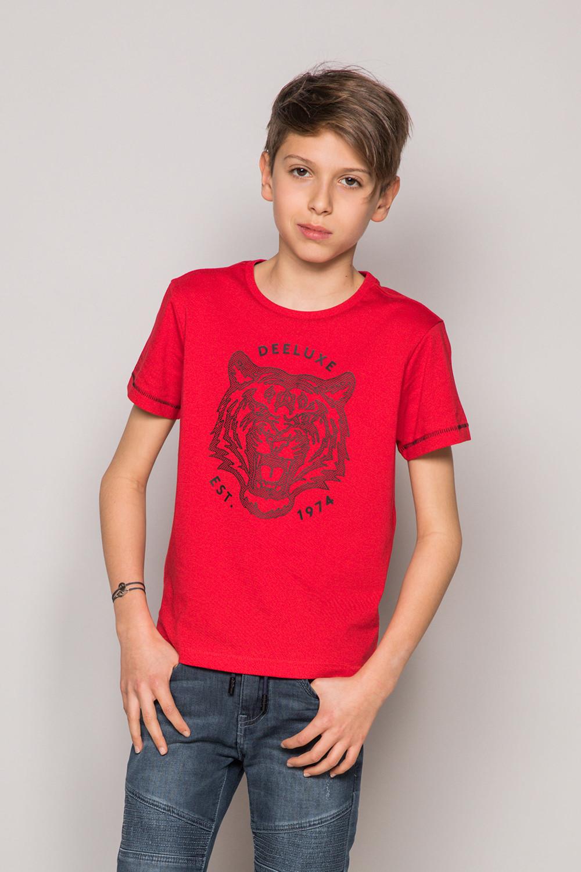 T-shirt TIGERO Boy S19152B (43316) - DEELUXE-SHOP