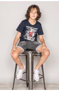 T-shirt BONNIE Boy S19182B (43322) - DEELUXE-SHOP