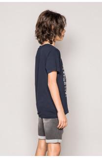 T-shirt BONNIE Boy S19182B (43324) - DEELUXE-SHOP