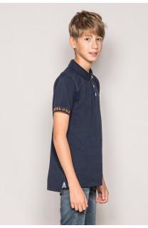 Polo shirt Polo shirt WARRIOR Boy S19209B (43325) - DEELUXE-SHOP