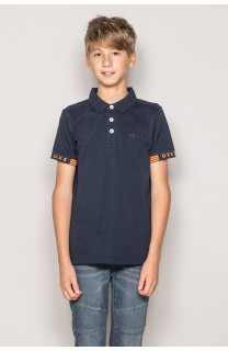 Polo shirt Polo shirt WARRIOR Boy S19209B (43327) - DEELUXE-SHOP