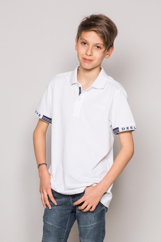 Polo shirt Polo shirt WARRIOR Boy S19209B (43330) - DEELUXE-SHOP