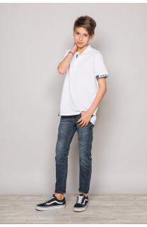 Polo shirt Polo shirt WARRIOR Boy S19209B (43331) - DEELUXE-SHOP