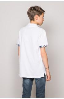 Polo shirt Polo shirt WARRIOR Boy S19209B (43333) - DEELUXE-SHOP