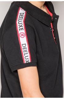 Polo shirt TUPAC Boy S19217B (43348) - DEELUXE-SHOP