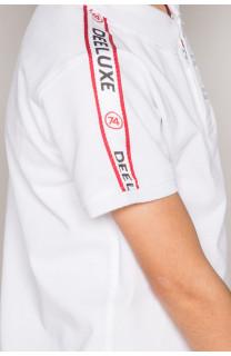 Polo shirt TUPAC Boy S19217B (43353) - DEELUXE-SHOP