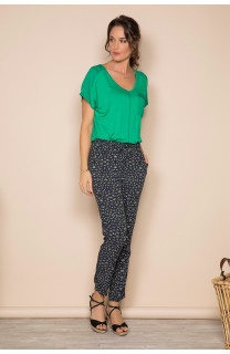 Pant Pant TRUDY Woman S19723W (43479) - DEELUXE-SHOP