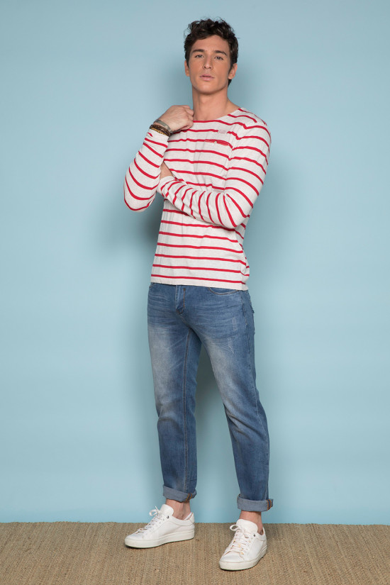 Sweater MADOX Man S19310 (43560) - DEELUXE-SHOP