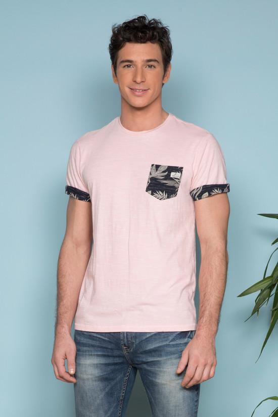 T-shirt T-shirt SHAMAR Man S19195 (43590) - DEELUXE-SHOP