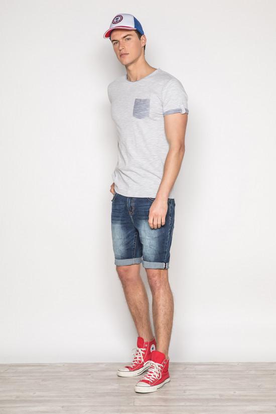 T-shirt T-shirt WYATT Man S19194 (43621) - DEELUXE-SHOP