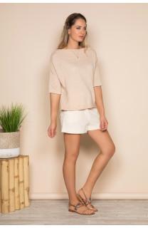 Sweater Sweater ANITA Woman S19304W (43712) - DEELUXE-SHOP