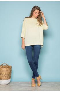 Sweater Sweater ANITA Woman S19304W (43717) - DEELUXE-SHOP