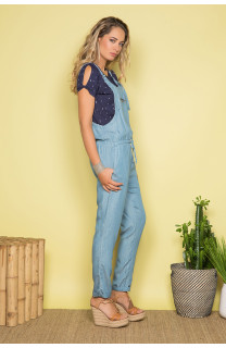 Jumpsuit Jumpsuit AUDRINA Woman S19750W (43727) - DEELUXE-SHOP