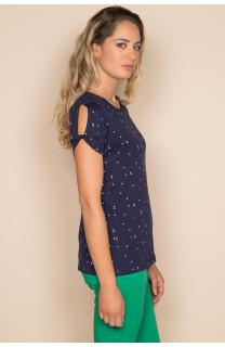 T-shirt T-shirt MISSOU Woman S19109W (43918) - DEELUXE-SHOP