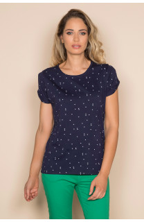 T-shirt T-shirt MISSOU Woman S19109W (43920) - DEELUXE-SHOP