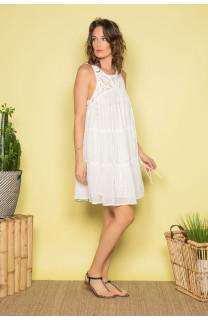 Dress Dress MORGANE Woman S19226W (43929) - DEELUXE-SHOP