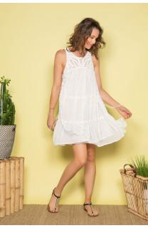 Dress Dress MORGANE Woman S19226W (43930) - DEELUXE-SHOP