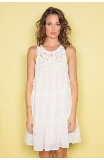 Dress Dress MORGANE Woman S19226W (43931) - DEELUXE-SHOP